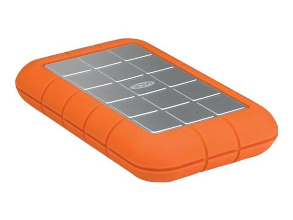 LaCie 1TB Rugged Triple USB 3.0 2 x FireWire 800