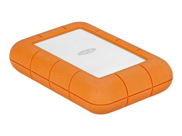LaCie 2TB Rugged Thunderbolt USB-C + USB 3.0