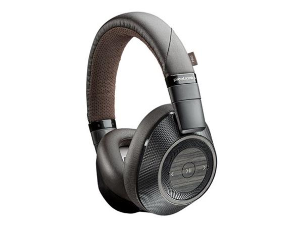 Poly Plantronics Backbeat Pro 2 Wireless Headset Black/Tan