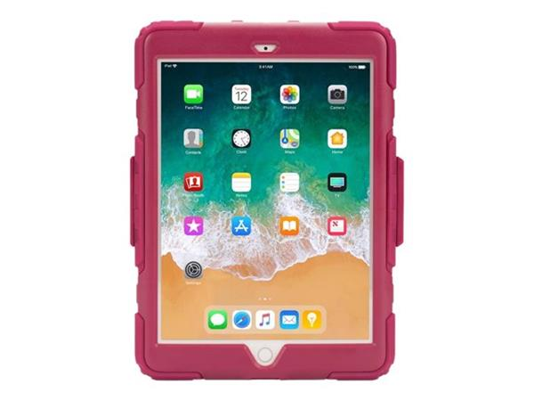 Griffin Survivor Tablet Case 2017 Ipad 9.7 Pink