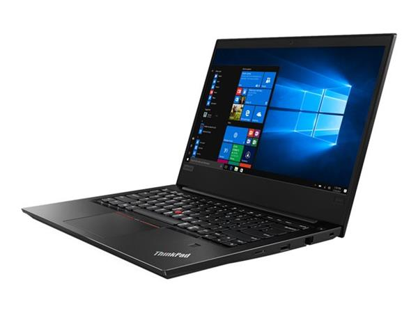 "Lenovo ThinkPad E480 Core i7-8550U 8GB 256GB 14"" W10 Pro"