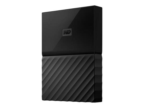 WD My Passport 2TB Black Portable USB 3.0 Hard Drive