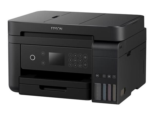 Epson EcoTank ET-3750 Colour Inkjet 33ppm Multifunction Printer