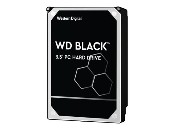 "WD 6TB Black 3.5"" SATA 6Gb/s 7200RPM 256MB Performance Drive"