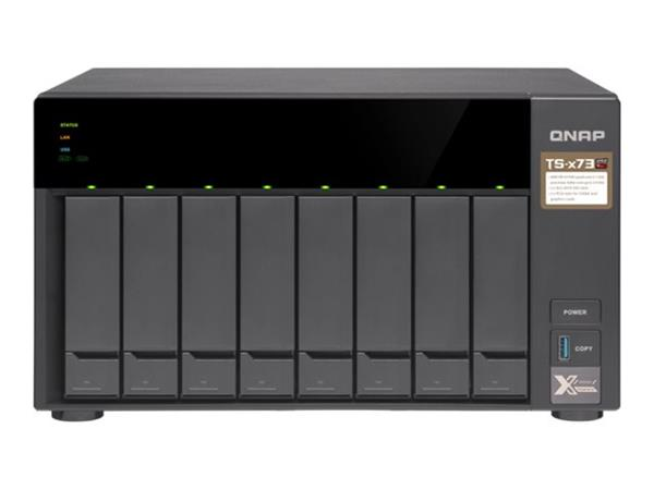QNAP TS-873-4G/64TB-RED 8 Bay NAS
