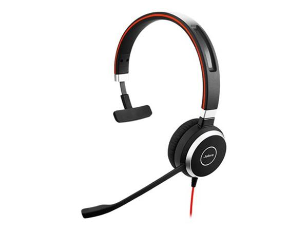 Jabra Evolve 40 MS, Mono, USB-C
