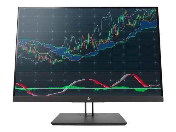 "HP Z24n G2 24"" 1920x1200 DP HDMI DVI-D USB-C LED monitor"