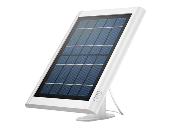 Ring Spotlight Solar Panel - White