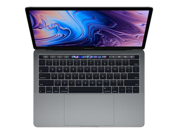 Apple 13-inch MacBook Pro with Touch Bar: 2.3GHz Quad-Core i5 256GB - Space Grey