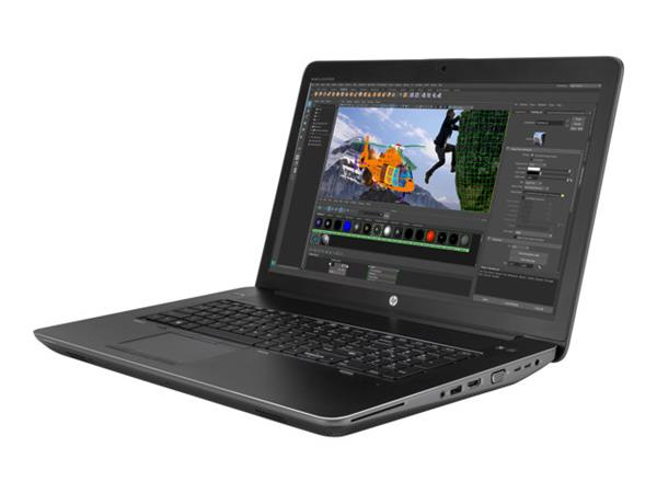 HP Z Book G4 Core i7-7820 8GB 256 GB Windows 10 pro