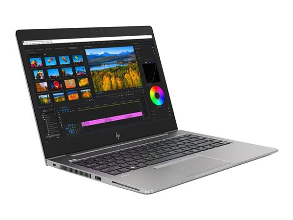 "HP ZBook 14u G5 Core i7-8550U 16GB 256GB SSD 14"" Windows 10 Pro"