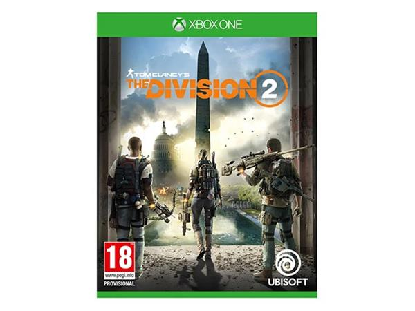 UbiSoft The Division 2 for Xbox One