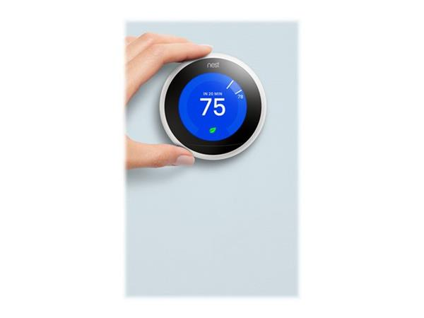 Nest Learning Thermostat - White