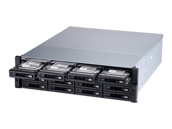 QNAP TS-1677XU-RP-2700-16G 16 Bay Rack Mountable