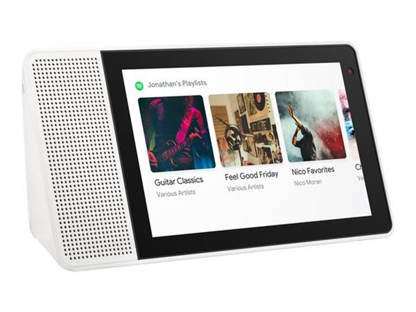 Lenovo Smart Display with the Google Assistant - 8inch