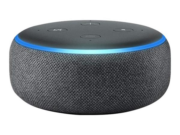 Amazon Echo Dot (3rd Gen) - Black