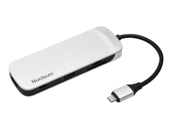 Kingston Nucleum - Docking station - USB-C - HDMI