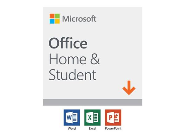 Microsoft Office Home & Student 2019 - Digital Download
