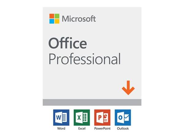 Microsoft Office Professional 2019 - Digital Download