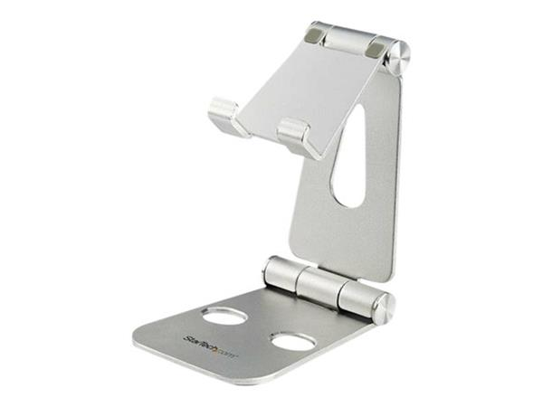StarTech.com Multi Angle Phone and Tablet Stand - 4in to 13in - Foldable