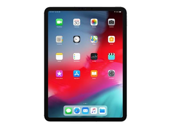 Apple 11-inch iPad Pro Wi-Fi + Cellular 256GB - Space Grey