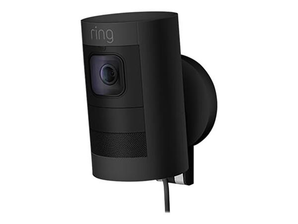 Ring Stick Up Cam Wired - Black