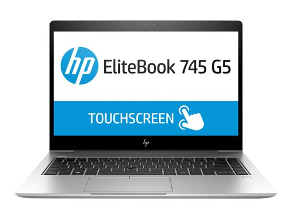 "HP EliteBook 745 G5 Ryzen 7 2700U 8GB 256GB SSD 14""  Win 10P"