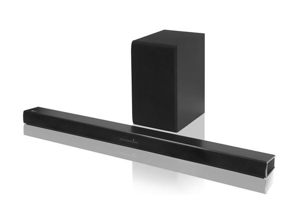 LG SJ4 2.1 Channel 300W Soundbar with Wireless Sub