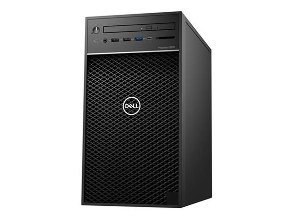 Dell Precision 3630 i5-8500 8GB 250GB SSD Win 10 Pro