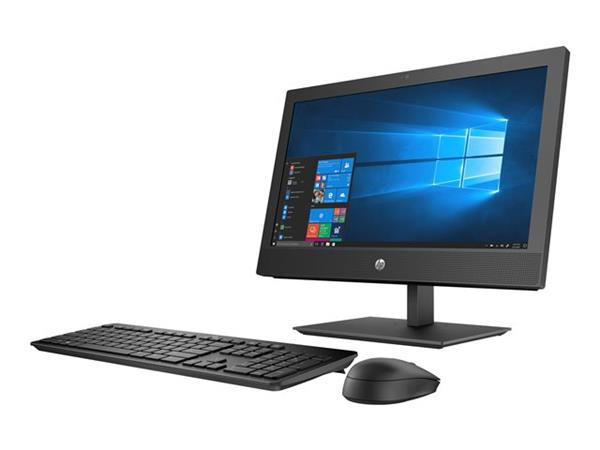"HP ProOne 400 G4 All-In-One Core i5-8500T 8GB 256GB SSD 20"" Windows 10 Home"