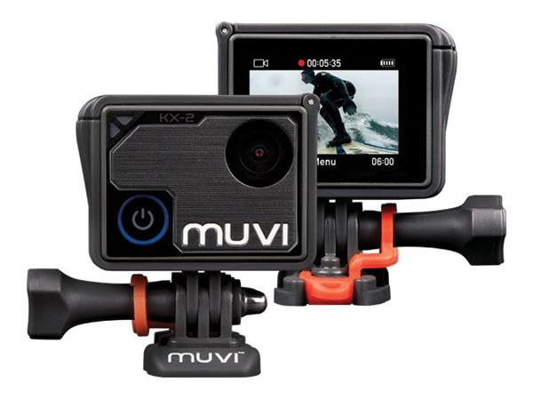 Veho Muvi KX-2 NPNG Handsfree 4k @ 30fps Action Camera 12MP