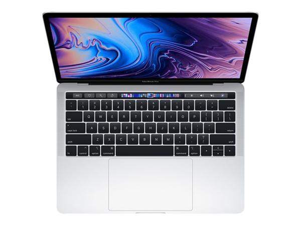 Apple 13-inch MacBook Pro with Touch Bar: i5 256GB - Silver