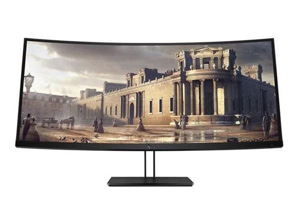 "HP Z38c 37.5"" 3840x1600 5ms HDMI DisplayPort USB-C Curved IPS LED Monitor"