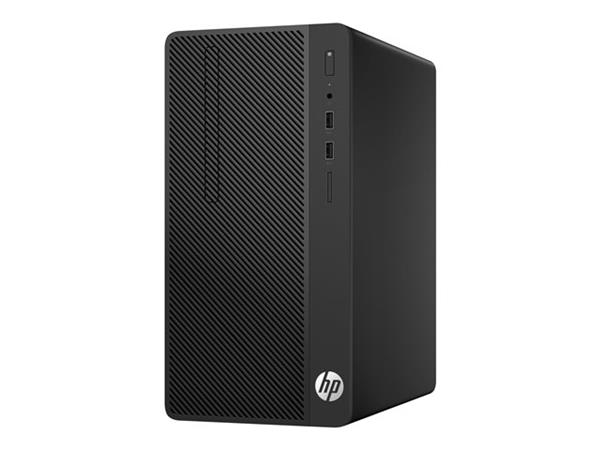 HP 285 G3 MT AMD Ryzen 5 2400G 8GB 256GB SSD Windows 10 Professional 64-bit