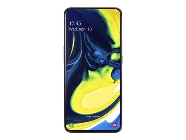 "Samsung Galaxy A80 6.7"" Android - Black"