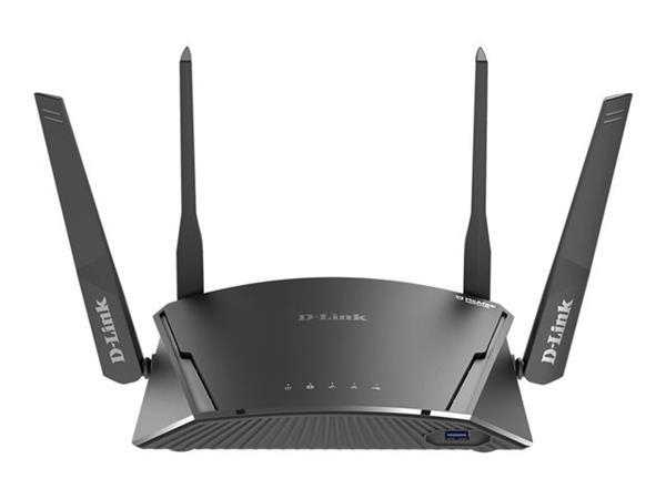 D-Link EXO AC1900 Smart Mesh Dual Band Wi-Fi Router
