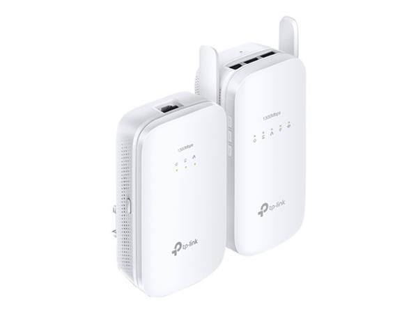TP LINK AV1300 Gigabit Powerline ac WiFi Kit