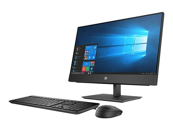 "HP ProOne 400 G5 AIO Intel Core i7-9700T 16GB 512GB SSD 24"" Windows 10 Professional 64-bit"