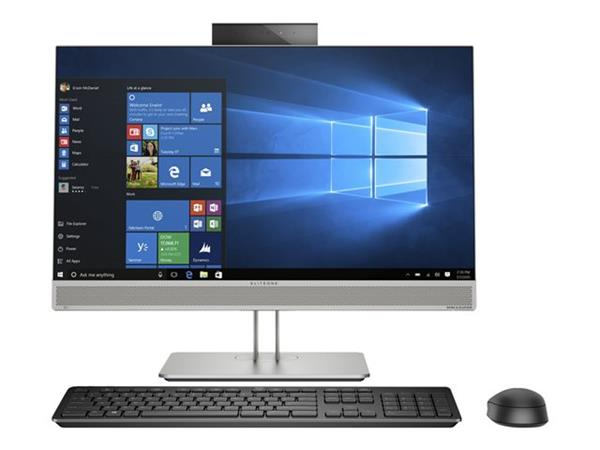 "HP EliteOne 800 G5 AIO 23.8"" Intel Core i7-9700 8GB 256GB SSD Windows 10 Professional 64-bit"