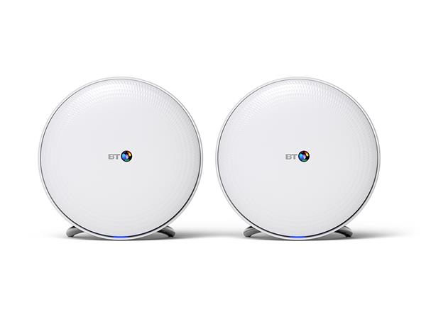 BT Refurbished Whole Home Wi-Fi Twin