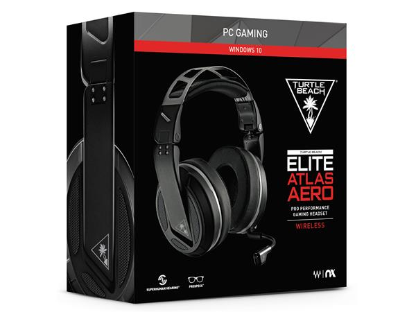 Turtle Beach Elite Atlas Aero Wireless High-Performance PC Headset