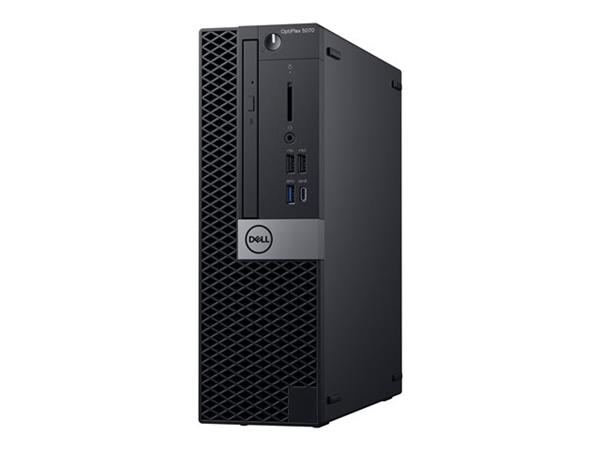 Dell Optiplex 5070 Intel Core i5-9500 8GB 256GB SSD Windows 10 Professional 64-bit
