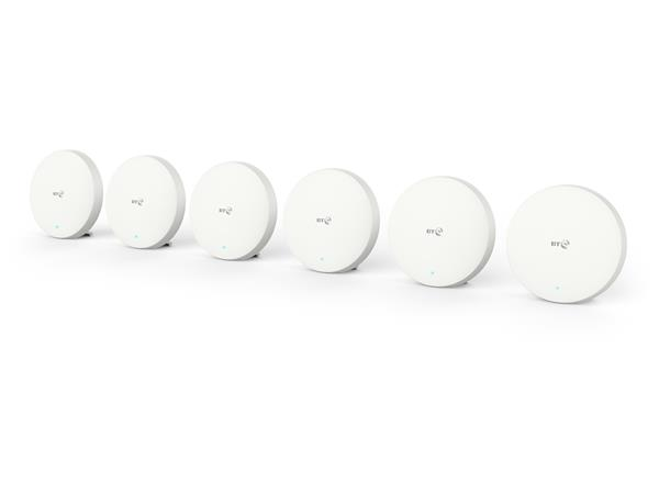 BT Mini Whole Home Wi-Fi Six Discs