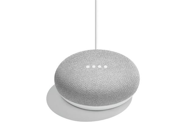 Google Nest Mini (2019) - Chalk