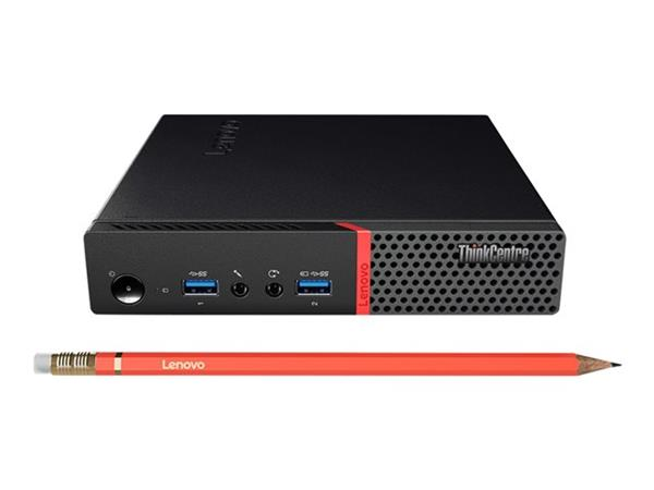 Lenovo ThinkCentre M715 Tiny Ryzen 5 2400GE 8GB 256GB SSD Windows 10 Professional 64-bit