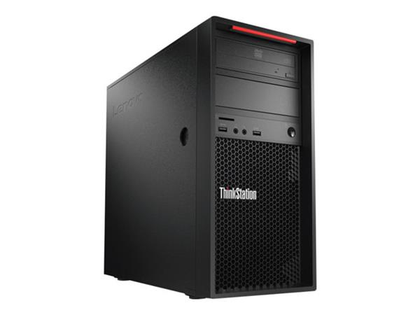 Lenovo ThinkStation P520c Intel Xeon W-2104 16GB 256GB SSD Windows 10 Professional 64-bit