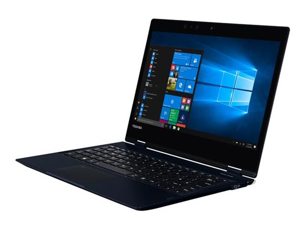 "Dynabook Portege X20W-E-13U Intel Core i7-8550U 16GB 512GB SSD 12.5"" Windows 10 Professional 64-bit"