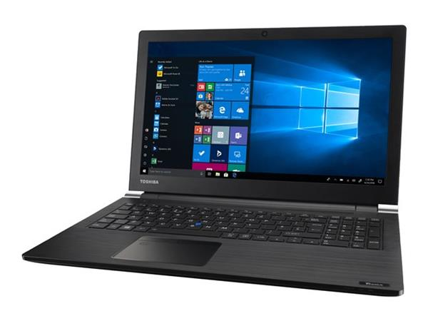 "Toshiba Dynabook Tecra A50 Core i5-8250U 8GB 256GB SSD 15.6"" Windows 10 Professional 64-bit"