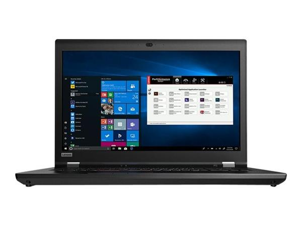 "Lenovo ThinkPad P73 Intel Core i7-9850H 16GB 512GB SSD 17.3"" Windows 10 Professional 64-bit"