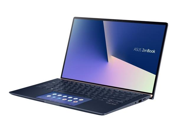 "Asus ZenBook 14 Intel Core i7-10510U 16GB 512GB SSD 14"" Windows 10 Home"